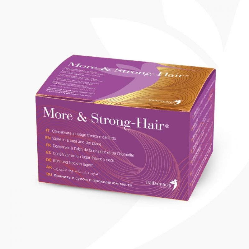 Italfarmacia More & Strong-Hair